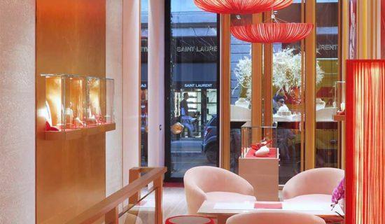 PASQUALE BRUNI: nuovo flagship store a Milano.