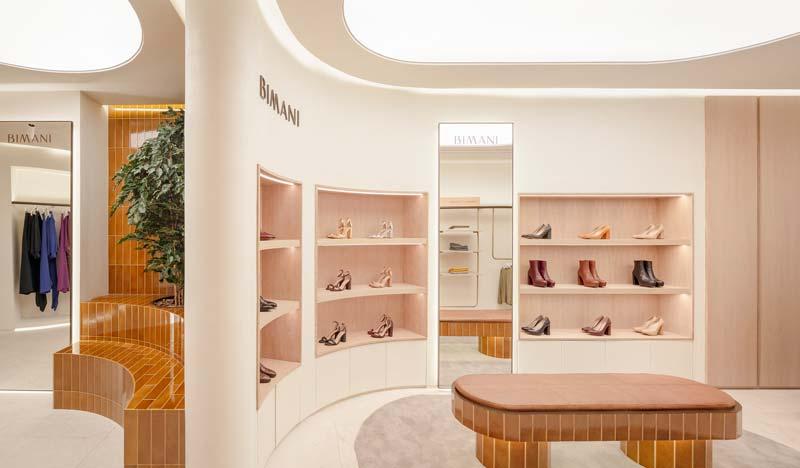 CuldeSac designs Bimani Store in Valencia