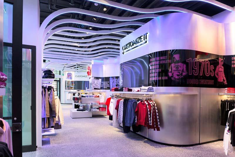 Champion Premium store Milano