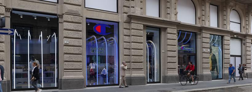 CHAMPION PREMIUM STORE Milano Piazza Cordusio