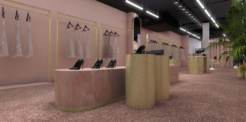 Fabio Marano concept showroom marcobologna