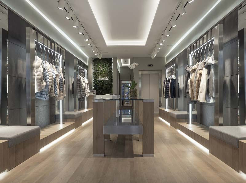 Herno opens flagshipstore in London