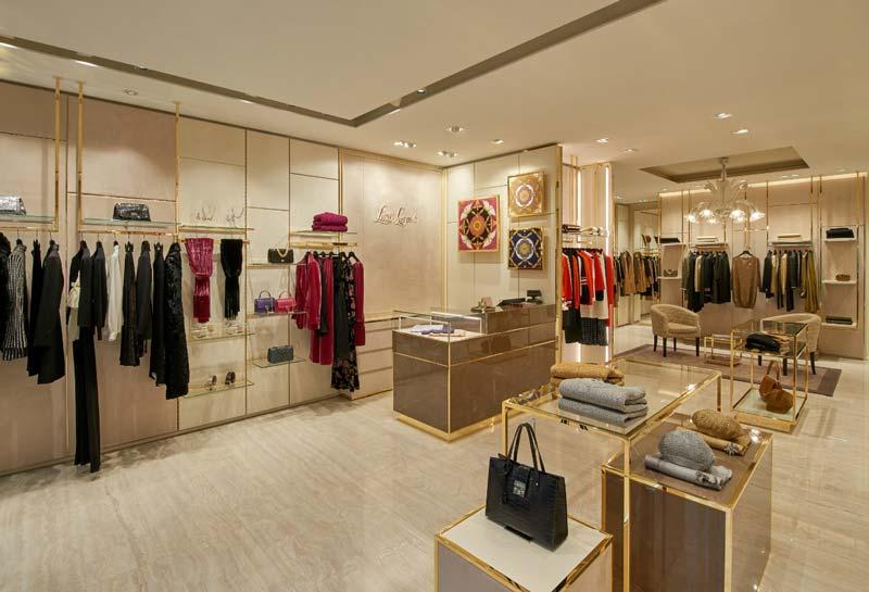 Luisa Spagnoli boutique Dusseldorf