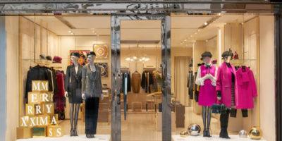 LUISA SPAGNOLI: nuova boutique a Dusseldorf.