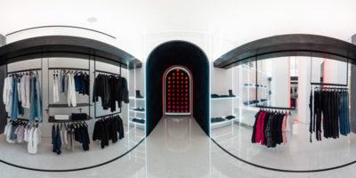Progetto Boutique RtA di Las Vegas.
