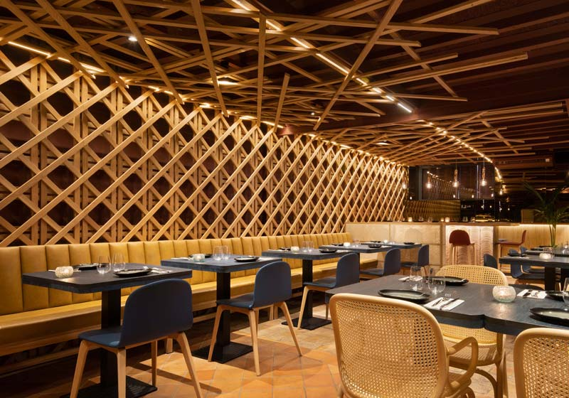 EL EQUIPO CREATIVO  progetto ristorante For de San Joan
