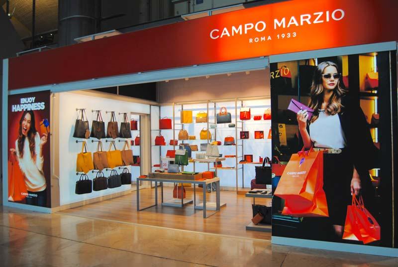Campo Marzio opening