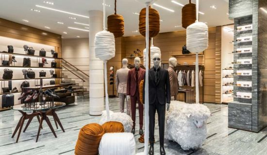 Un nuovo Flagship Store a Parigi per ERMENEGILDO ZEGNA