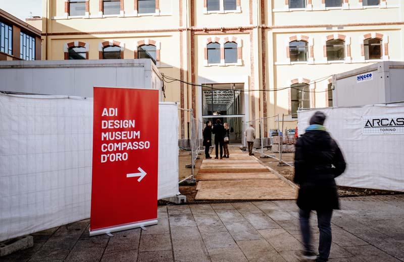 ADI design Museum Compasso d'Oro di Milano
