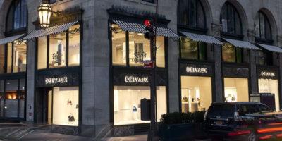 DELVAUX apre a New York il suo primo Flagship Store americano.