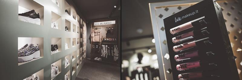 HERE concept store Milano corso Garibaldi