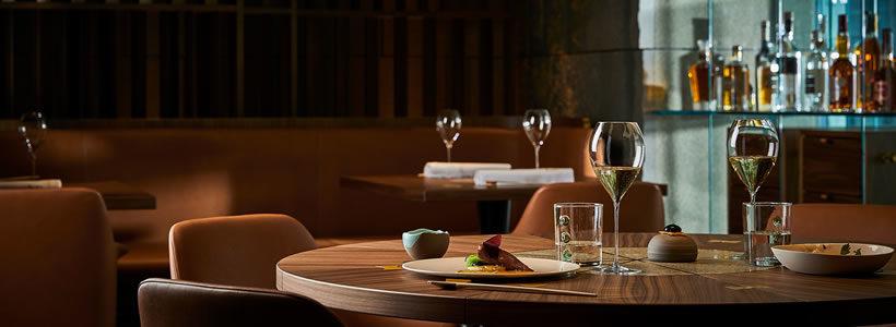 Contemporary Japan at IYO Aalto restaurant in Milan.