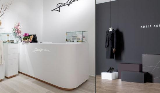 KRION, soluzioni sostenibili per shopfitter.