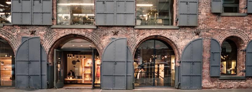 NORTH SAILS: un Pop-Up Store a Brooklyn.