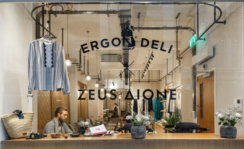 Ergon Concept Store by Urban Soul Project