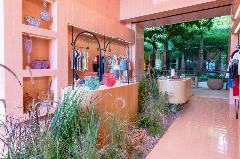 ê. flagship store designed by Pistache Ganache