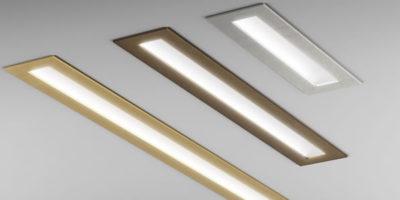Mark – il primo progetto di illuminazione disegnato da Matteo Italia.