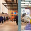 Napapijri reveals the first of its new concept stores in Dubai.