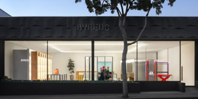 New BYREDO Store,  Los Angeles.