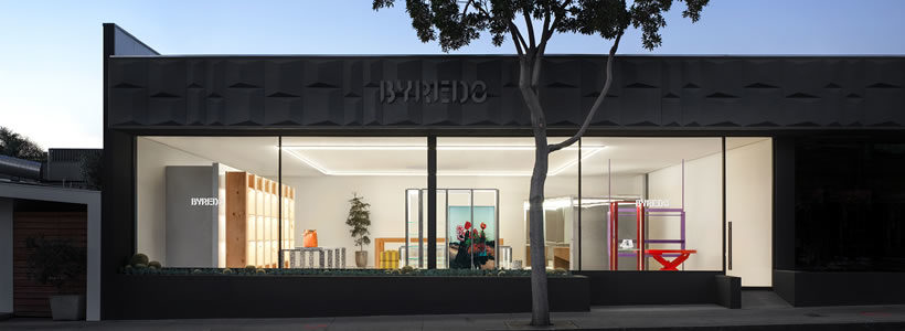 New BYREDO Store,  Los Angeles.