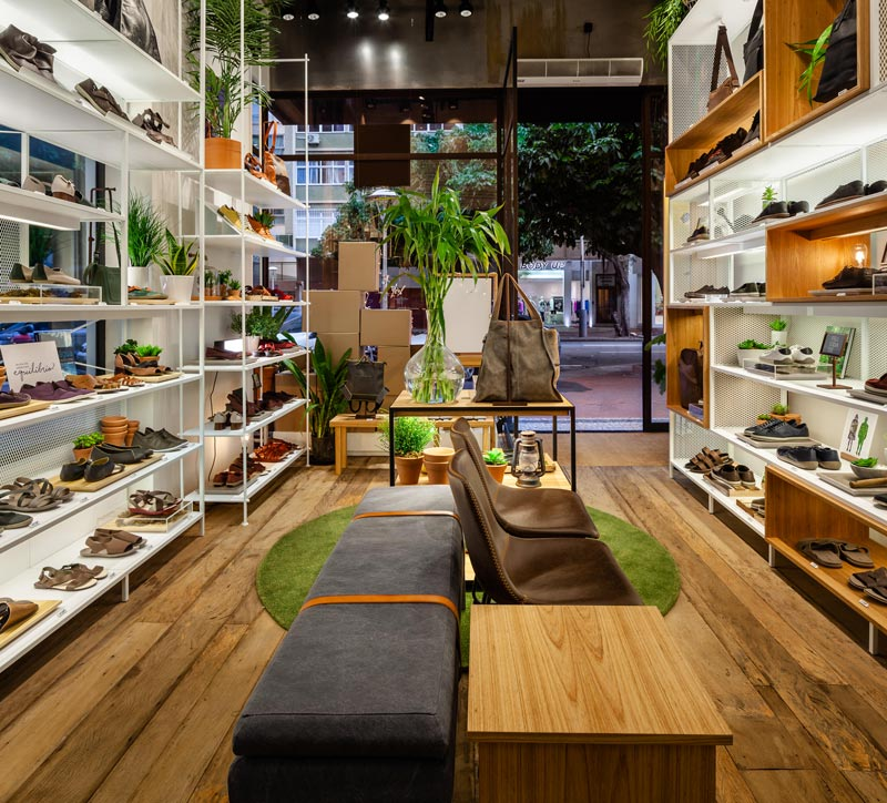 Outer.Shoes Designed by Kube Arquitetura