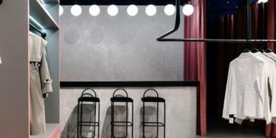 COURAGE Showroom  Odessa.