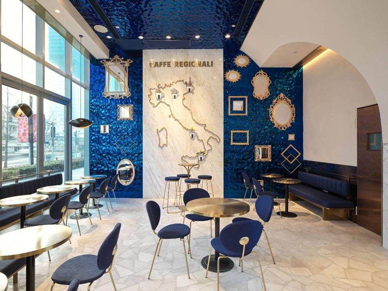 Lavazza Coffee Shop Shanghai