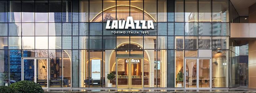 Apre a Shanghai il primo LAVAZZA Coffe Shop in Asia.