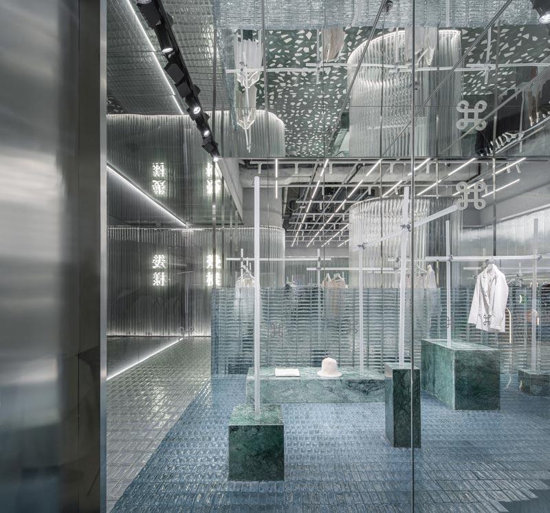 design della boutique Geijoeng by Studio 10