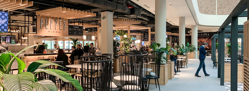Design International Foundation presenta Food Court Remastered.