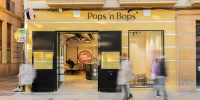 POPS 'N BOPS, a new way to enjoy ice cream.