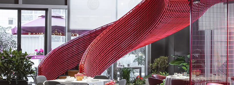 Progetto Ristorante DA YA LI ROAST DUCK Chengdu.