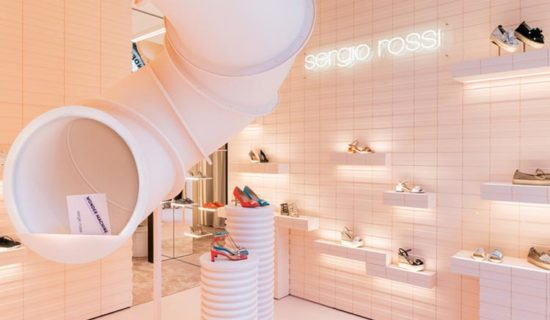 Wonder Machine: a Milano il nuovo pop-up di Sergio Rossi.