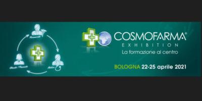 COSMOFARMA EXHIBITION rinviata ad Aprile 2021.