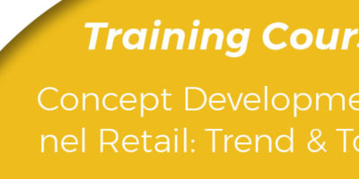 "Training Course Online ""Concept Development nel Retail: Trend & Tool"""