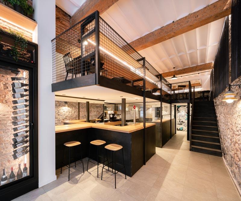 Restaurante Daría designed by Zooco Estudio