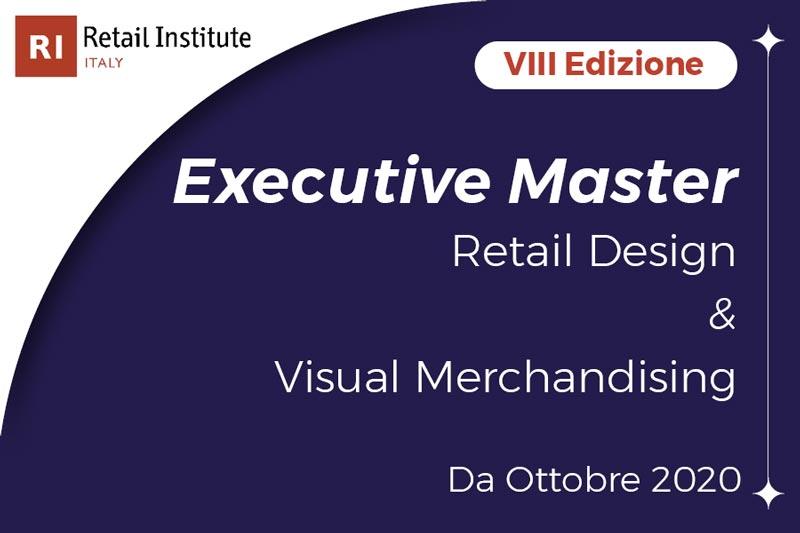 L'Executive Master in Retail Design & Visual Merchandising è un appuntamento ormai consolidato della formazione di Retail Institute Italy