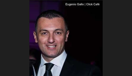 Mr. Eugenio Gallo Click Cafè