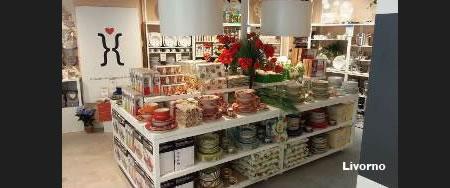 Kasanova store Livorno