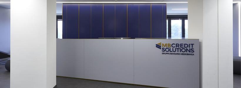 Modourbano firma la progettazione per l'headquarter di MBCredit Solution al Caldera Park a Milano.