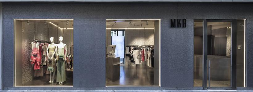 Progetto Boutique MKR Siviglia