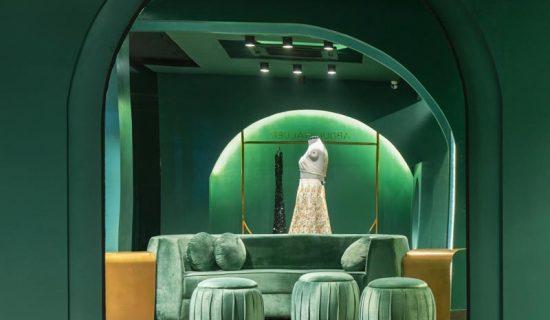 """Progetto """"Sacramento Vault"""" per la boutique Abdul Halder di Sultanpur"""
