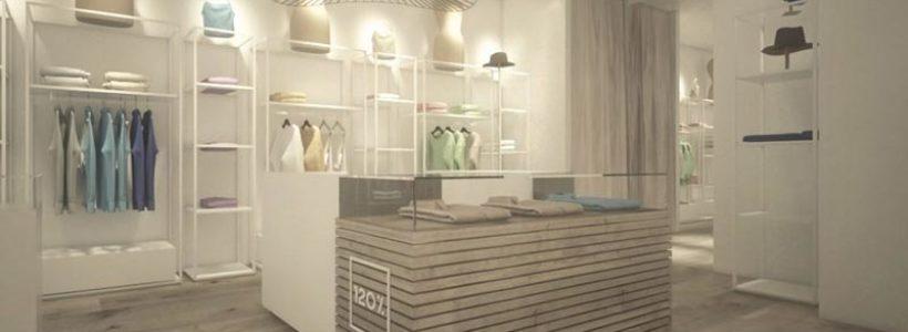 Un nuovo store a Forte dei Marmi per il brand 120%Lino.