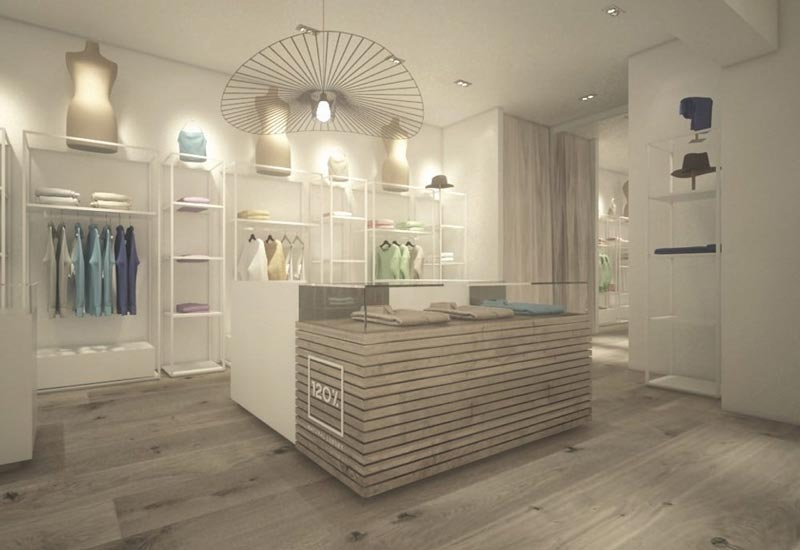 Un nuovo store a Forte dei Marmi per il brand 120%Lino