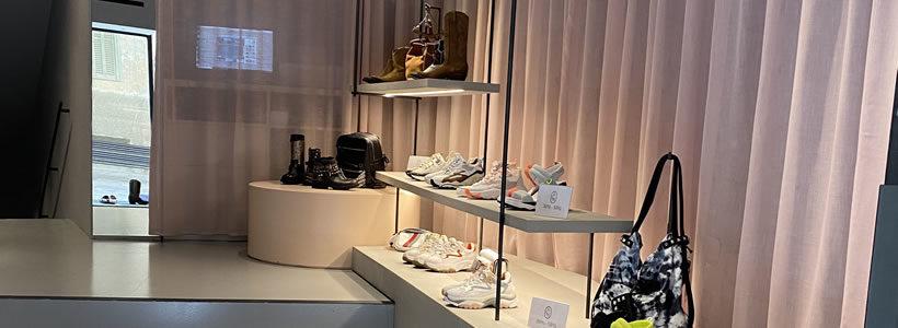 ASH apre una nuova boutique a Palma di Maiorca.