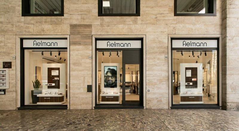Il nuovo negozio Fielmann di Livorno