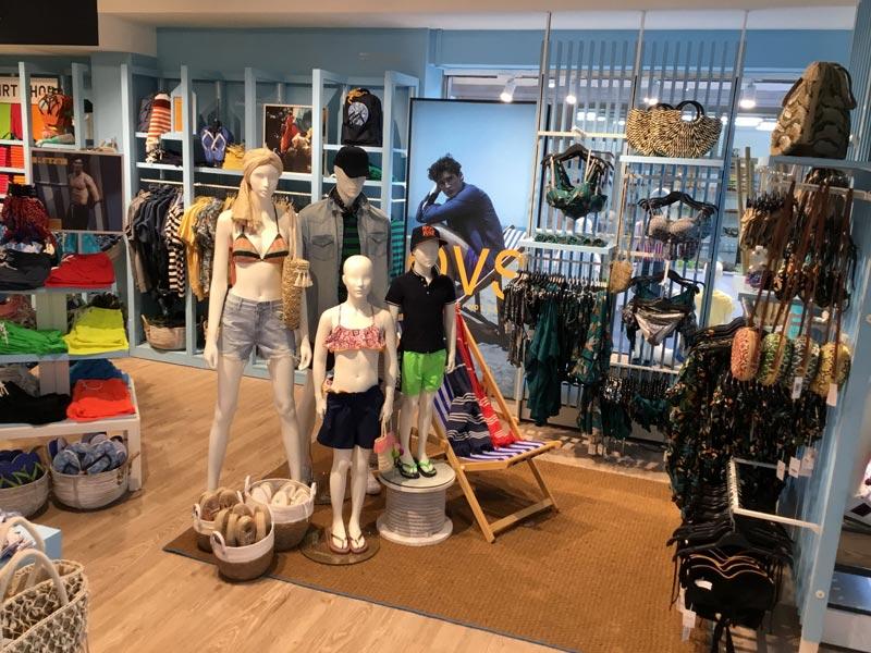 OVS HOLIDAYS il primo store dedicato al mondo delle vacanze