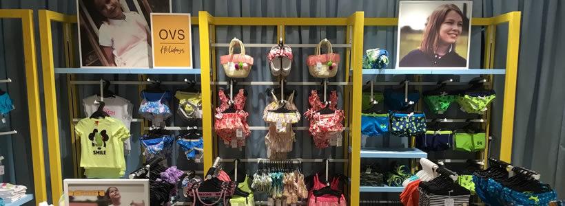 OVS HOLIDAYS: il primo store dedicato al mondo delle vacanze.