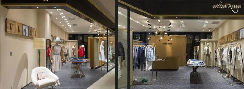 OTTOD'AME apre un flagship store a Tokyo.