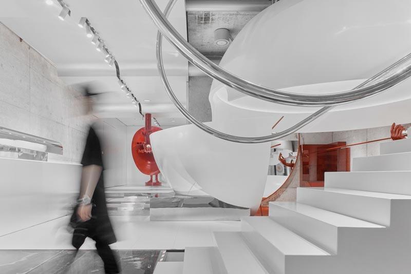 Conemoting Market progetto Studio Yebin Design